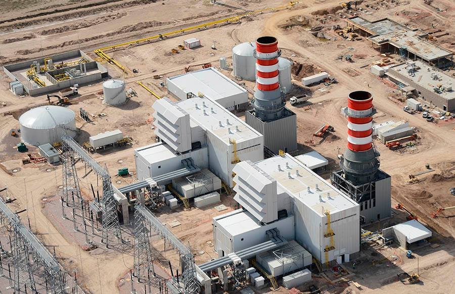 Central Termoeléctrica Guillermo Brown 1