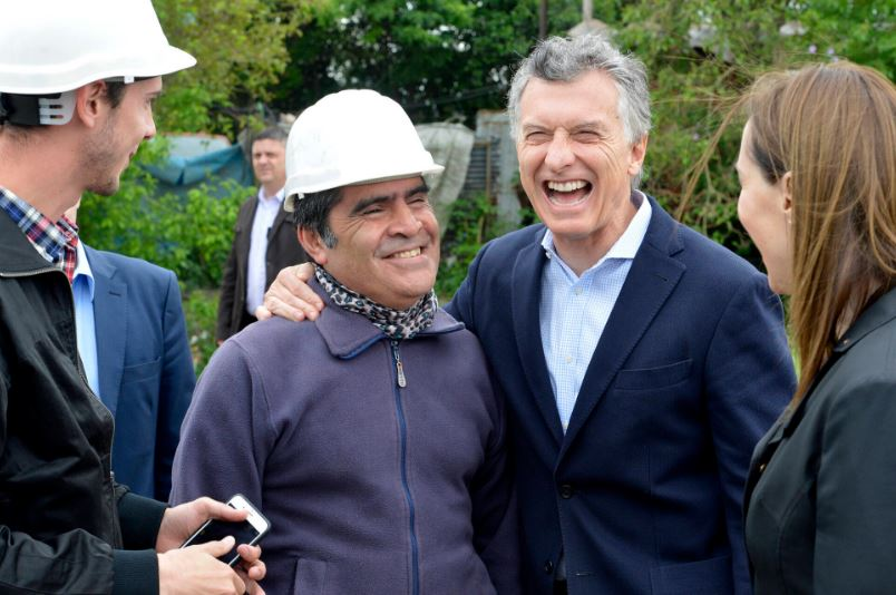 Macri vidal sindicatos